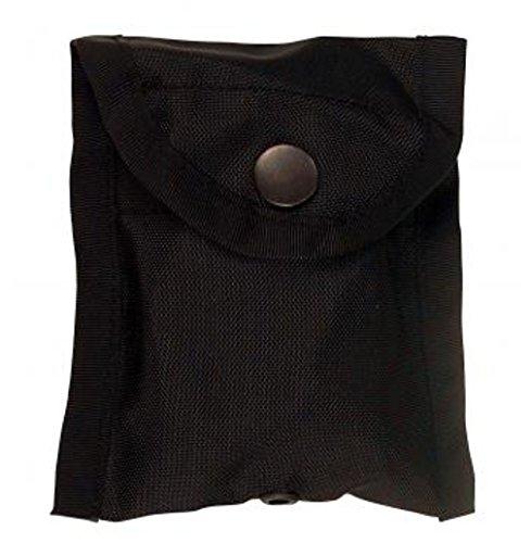 Rothco Nylon Compass Pouch, Black ()