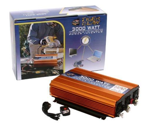 Tiger Claw 3000 Watt Power Inverter DC-AC 6000 Watt Peak Power Car Truck by OSP (Image #5)