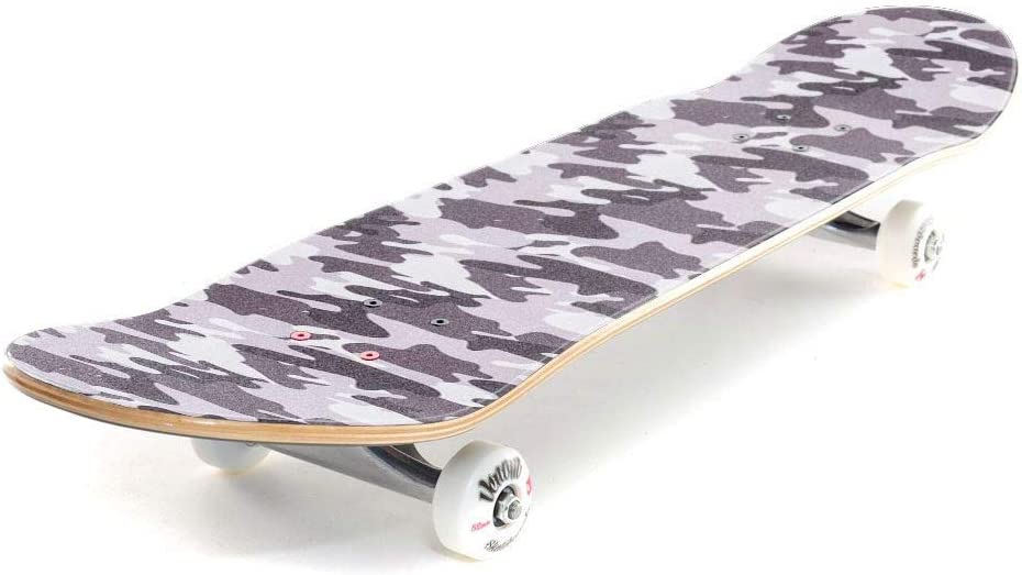 22,9 x 83,8 cm Venom Skateboards-Griffband Camouflage perforiert