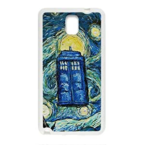 Doctor Who Pattern Fashion Comstom Plastic case cover For Samsung Galaxy Note3