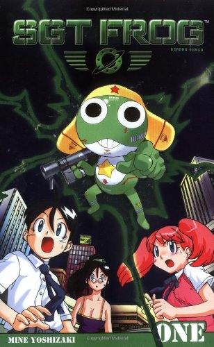 Sgt Frog Graphic Novel - Sgt. Frog, Vol. 1