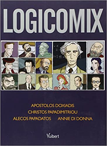 """Résultat de recherche d'images pour """"logicomix"""""""