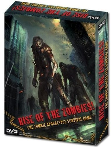 DVG: Rise of the Zombies! the Zombie Apocalypse Survival Board Game ()