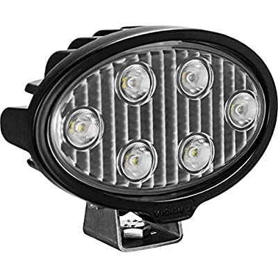 Vision X Lighting Vlo050640 One Size Vl-Series Work Light (Oval/Six 5-Watt Leds/40 Degree Flood Pattern): Automotive