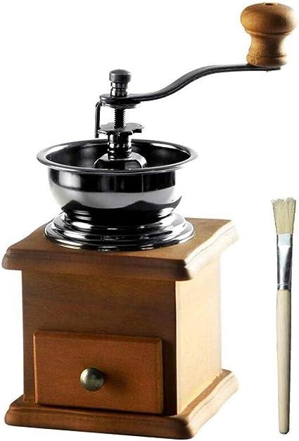 LBWT Molinillo De Café En Grano For El Hogar: Cafetera Manual ...