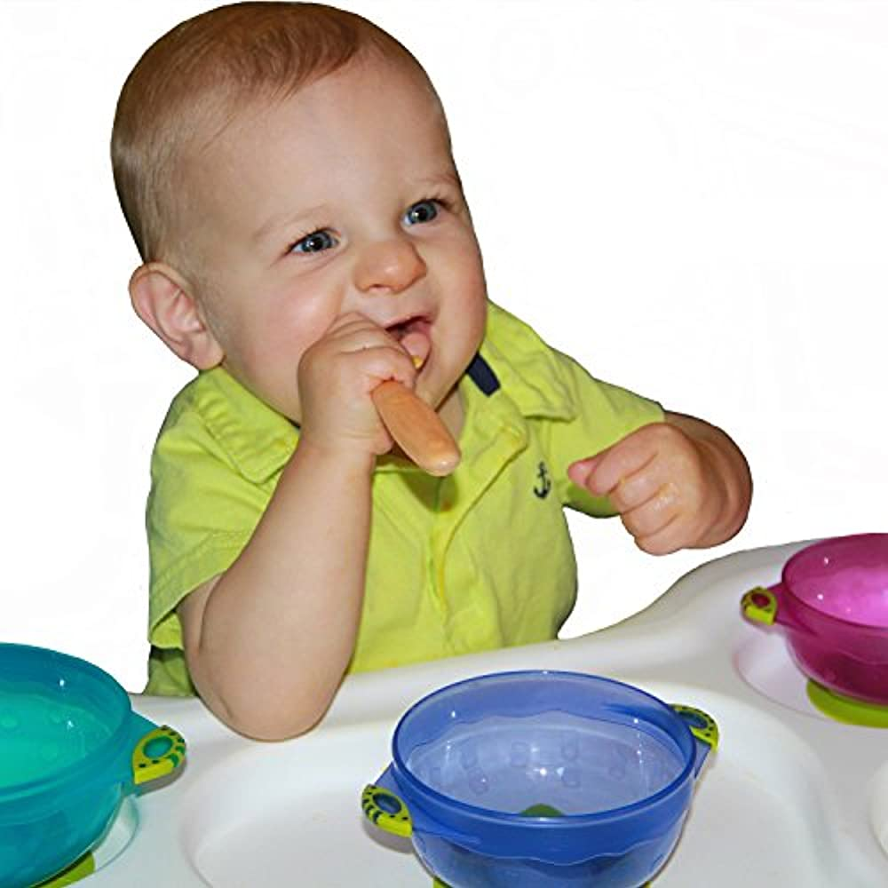 Best Suction Dishes Baby Bowls For Toddler And 6 Months