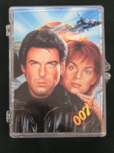 007 Goldeneye Complete Trading Card Set