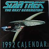 Star Trek: The Next Generation 1992 Calendar