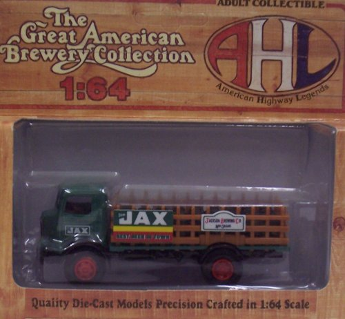 Hartoy 04072 Jax Delivery Truck ()