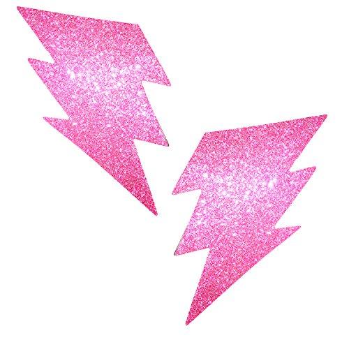 Neva Nude Sparkle Pony Pink Glitter Storm Surge Nipztix Pasties Nipple Covers