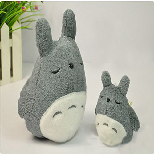 Amazon.com: 50CM Anime My Neighbor Totoro Plush Toys Doll Kawaii Brinquedo Giant Stuffed Animals Gray Totoro Peluches Toys Birthday Gift: Baby
