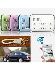 Nut 3 Mini Smart Tag GPS Tracker Bluetooth Anti-Lost Alarm Key Finder Locator