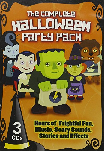 Halloween Party Pack (Good Halloween Ideas For A Party)