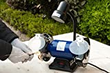 HICO 6-Inch Bench Grinder with Flexible Work Light, Wholesale
