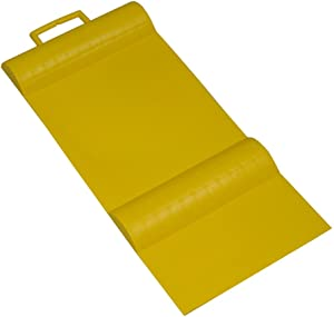 Auto Care Products 10001_12 Park Smart Parking Mat, Yellow