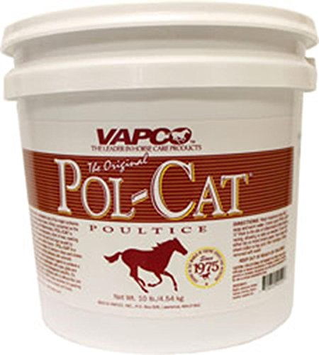 VAPCO PC-10 The Original Pol-Cat Poultice, 10 - Poultice Clay