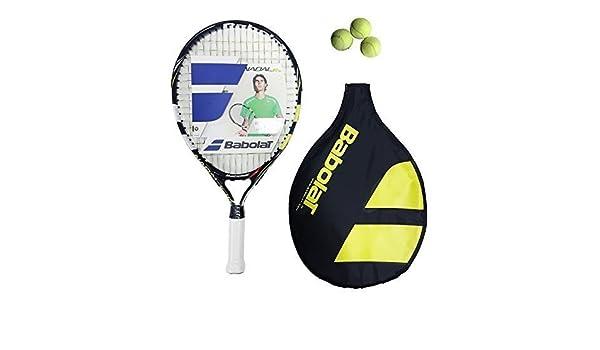 Babolat Nadal 48,26 cm Junior Raqueta tenis pelotas £50 + 3 ...
