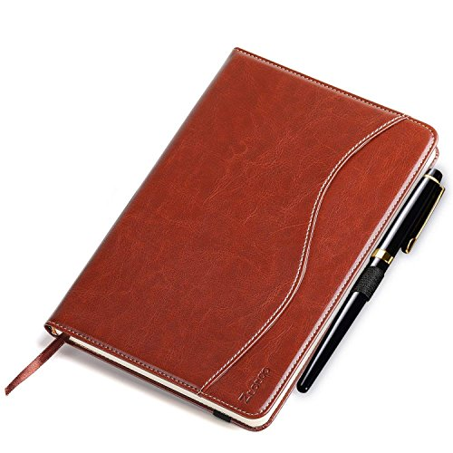 A5 Lined Notebook - 6