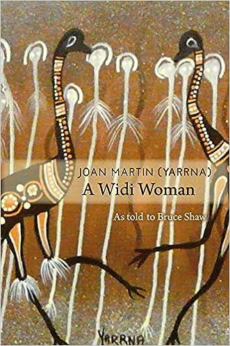 Joan Martin (Yarrna): A Widi Woman