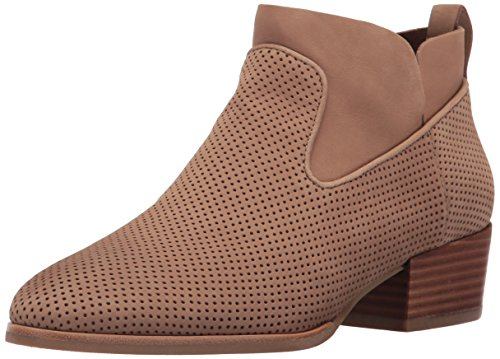 Via Spiga Women's Tricia Bootie Ankle Boot Sand Nubuck zznaf