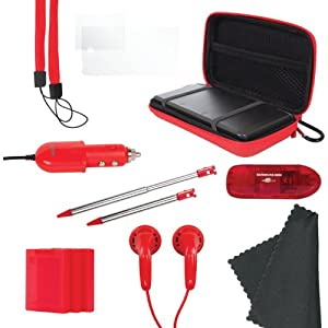 Nintendo 3DS 13-In-1 Gamer Pack