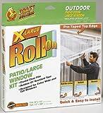 Shurtech Brands Roll-on Exterior Patio Door Insulator Kit