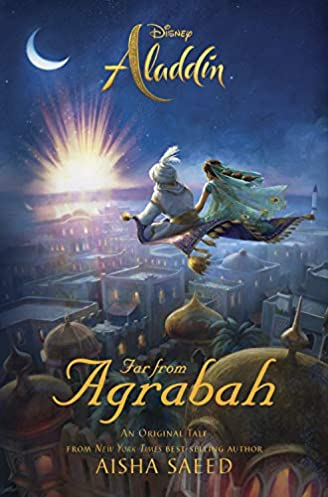 Aladdin: Far From Agrabah Hardcover by Aisha Saeed