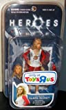 HEROES Series 1 'Fire Rescue' Claire Bennet Exclusive Action Figure