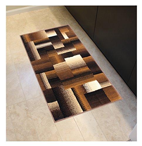 Masada Rugs Modern Contemporary Brown
