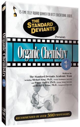 organic chemistry dvd - 1