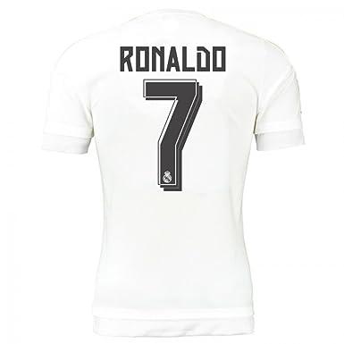 d959585f9463d Adidas Jersey Real Madrid para Hombre  adidas  Amazon.com.mx  Ropa ...