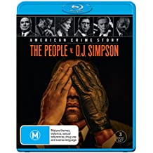 The People v. O.J. Simpson American Crime Story | 3 Discs | NON-USA Format | Region B Import - Australia