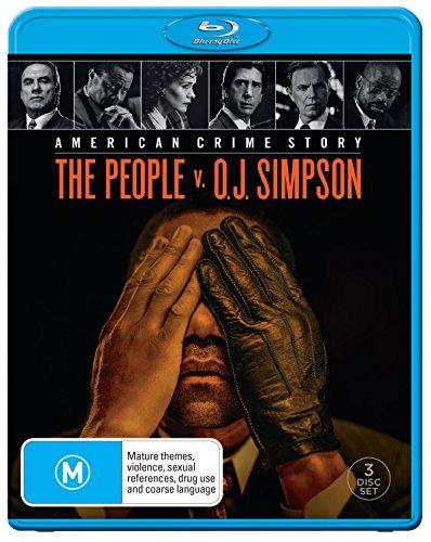The People v. O.J. Simpson American Crime Story | 3 Discs | NON-USA Format | Region B Import - Australia