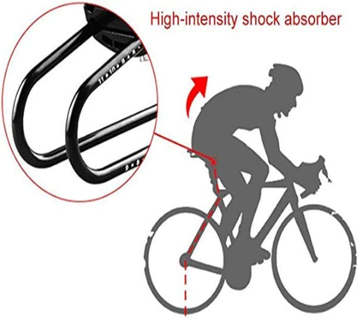1pcs Seat tube Black Bicycle Shock Absorber MTB//Road Bicycle Accessory