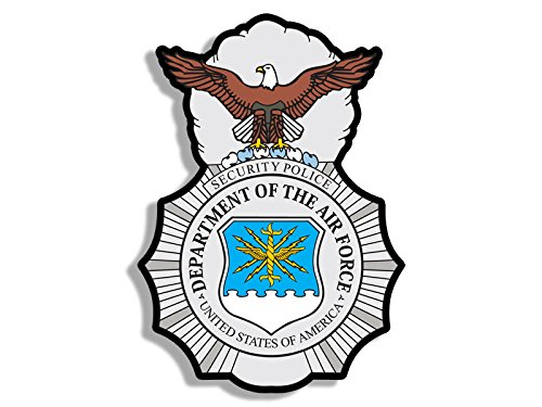 Top 10 Air Force Security Forces Decals of 2019 | No Place