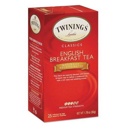 English Breakfast Twinings Tea Bags - 2