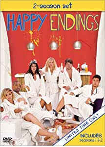 Happy Endings: Seasons 1 & 2