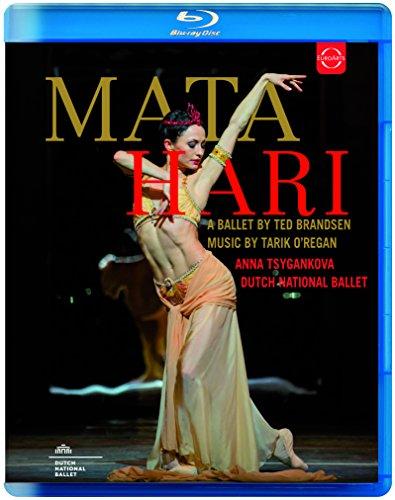 MATA HARI - A Ballet by Ted Brandsen Blu Ray