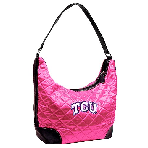 Quilted Frog (NCAA TCU Horned Frogs Quilted Hobo)