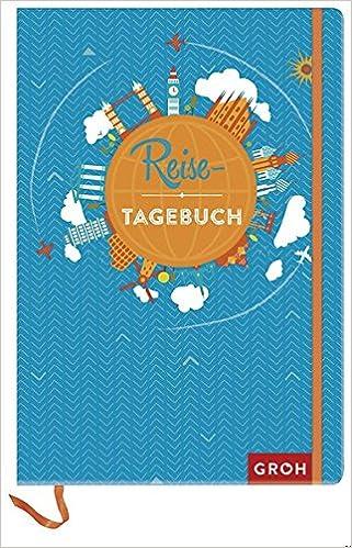 Cover des Buchs: Reisetagebuch (Weltkugel) (GROH Tagebuch)