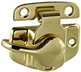 Stanley Hardware S804-005 CD80-4005 Weather Seal Sash Lock in Brass