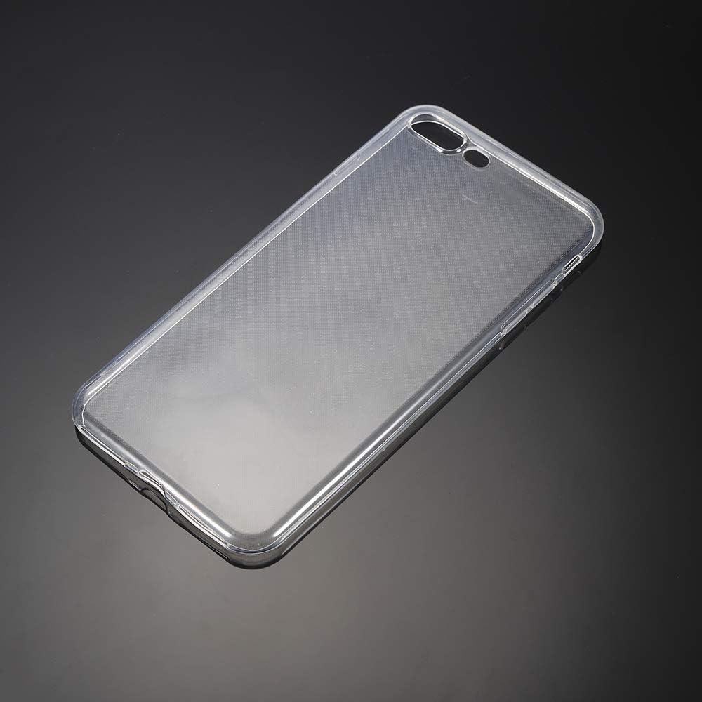 Onix Store Funda Transparente para iPhone, Silicona Suave, 100% de ...