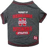 Pet Care Preferred Nebraska Huskers Pet Tee Shirt - X-Small