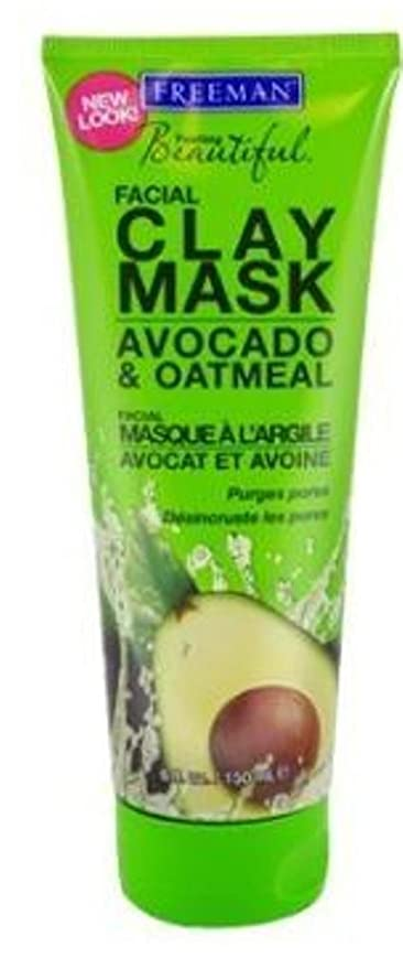 Freeman Facial Clay Mask Avocado & Oatmeal