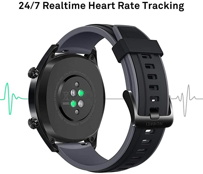 Amazon.com: Huawei Watch GT GPS Running Watch with Heart ...