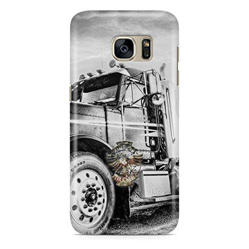 Phone Case For Apple iPhone 6 - American Trucker Designer Premium