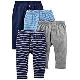 PANTS boys Amazon, модель Simple Joys by Carter's Baby Boys' 4-Pack Pant, артикул B01MRECHLD