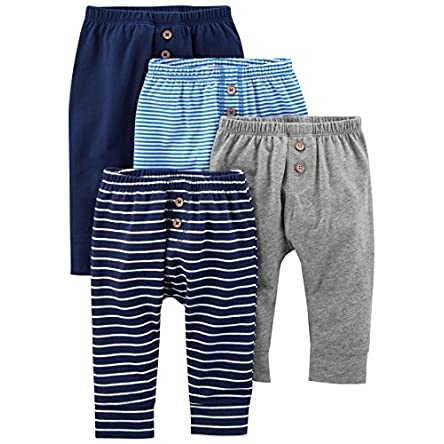 Simple Joys by Carter's Boys' 4-Pack Pant