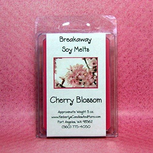Cherry Blossom Breakaway Clamshell Soy Wax Tart ()