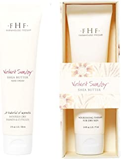 product image for FarmHouse Fresh Velvet Sunday Shea Butter Hand Cream, 2 Fl Oz